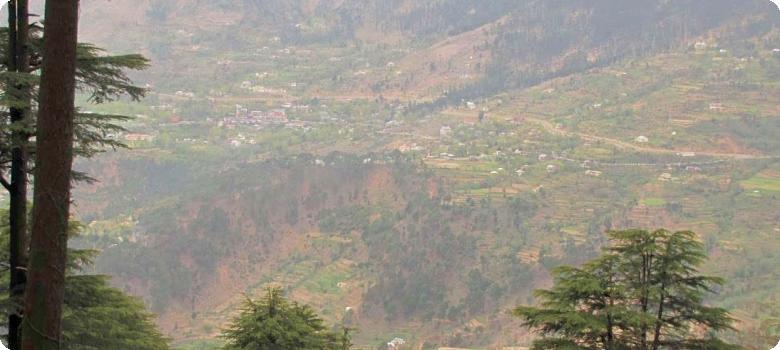 Faraway villages on Patnitop hills