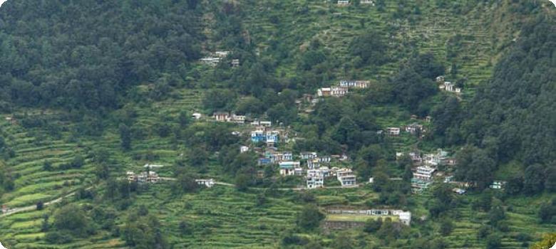 Pangu village today