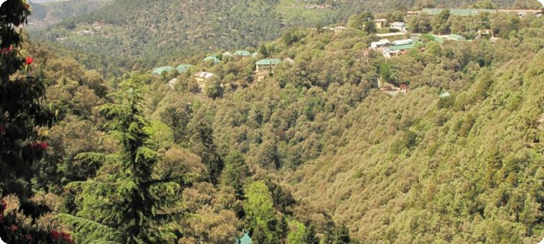 Dalhousie peaceful under the sun