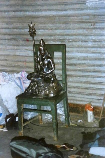 Lord Shiva idol to be installed at Jipti