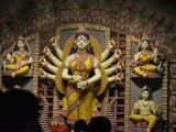 Devi Durga extends rejuvenation, theme 5, Kolkata Puja 2015