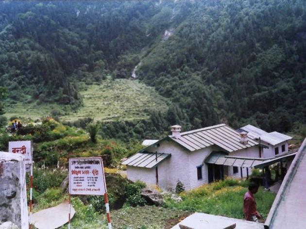 Budhi camp, Uttarakhand
