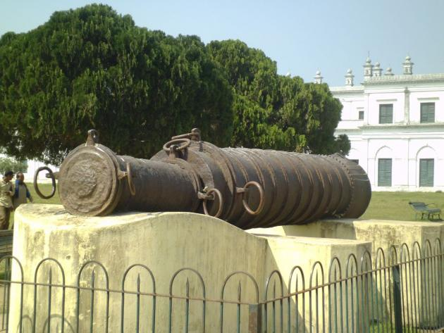 Bacchawali tope cannon
