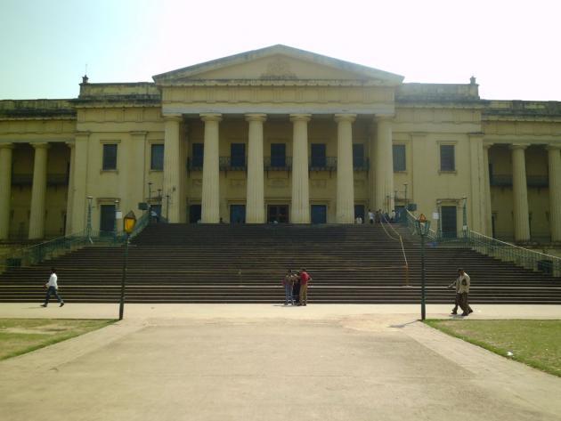 Hazarduary palace facade