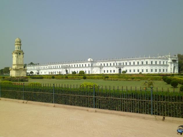 Nizamat Imambara long view