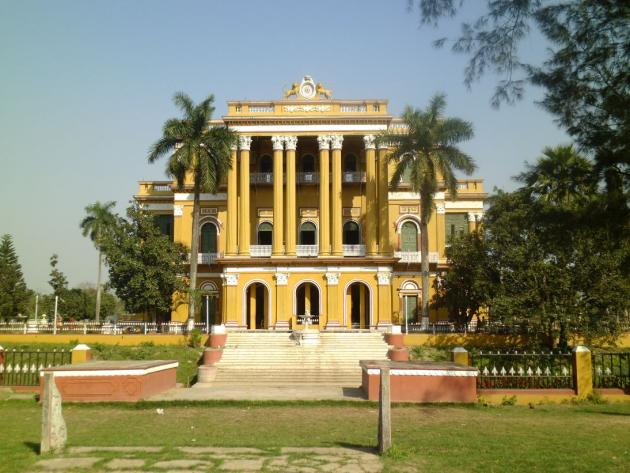 Beautiful Kathgola Palace