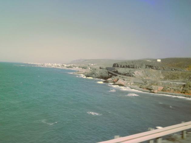 Journey from Heraklion to Hersonissos