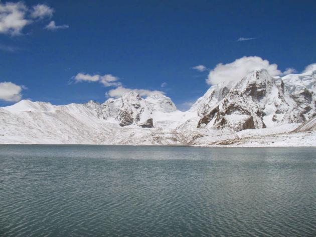 Gurudongmar lake looking from right to left 3