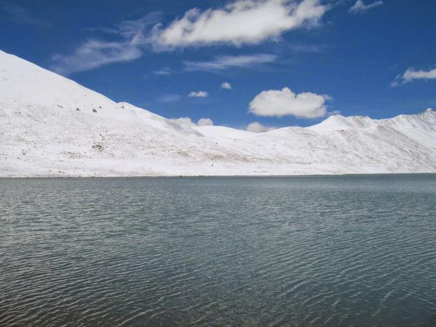 Gurudongmar lake looking from right to left 4