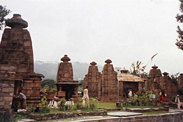 Baijnath temple complex