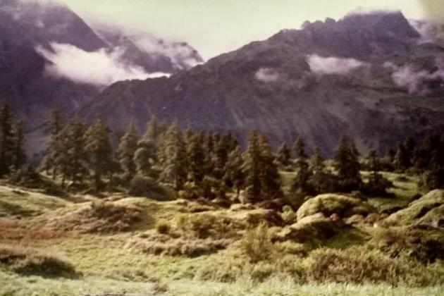 Chhiyalekh pass