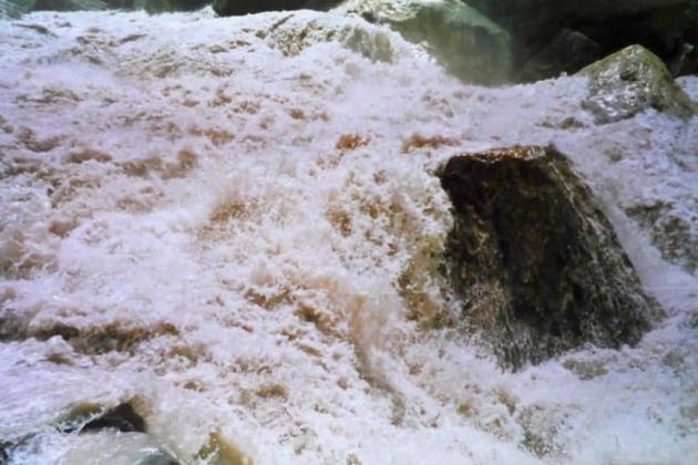 Gushing Kali river, Day 6