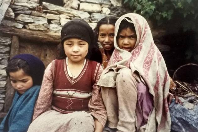 Sirkha village girls
