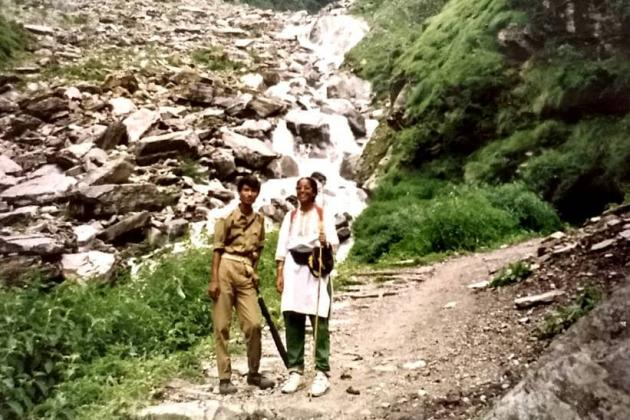 Trek from Malpa to Budhi day 7